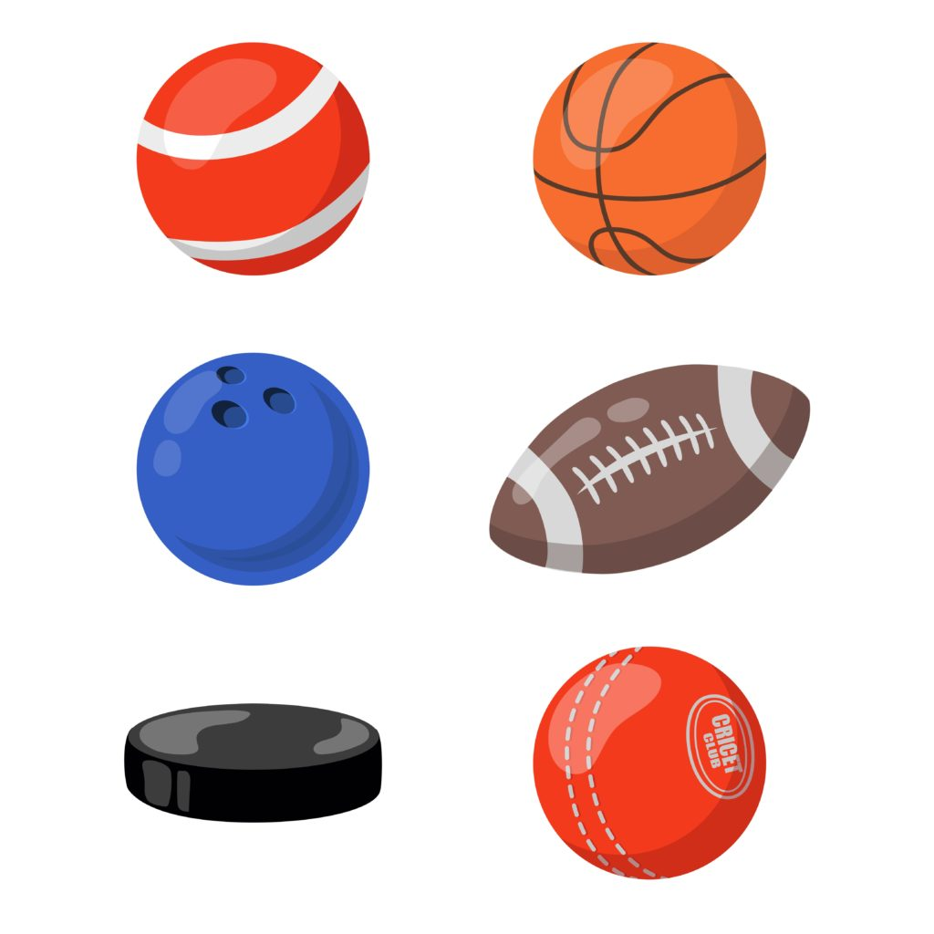 Ballspill
